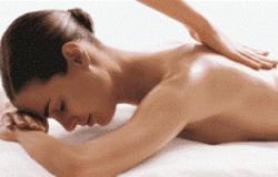 Rug Nek Schouder Massage